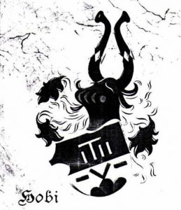 Wappen der Schweizer Familien Hobi